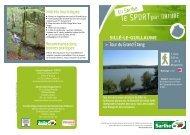 SILLé-LE-GUILLAUME > Tour du Grand Étang - Tourism System