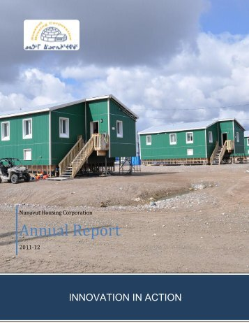 Annual Report - The Legislative Assembly of Nunavut