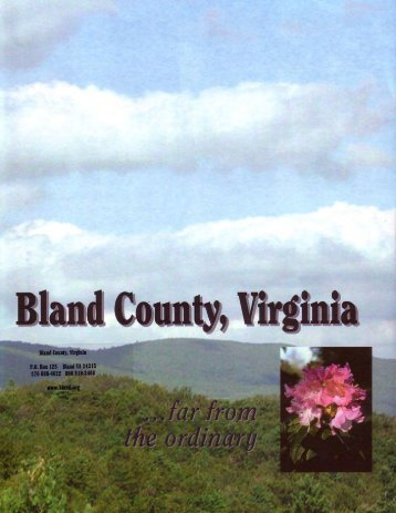 brochure - Bland County