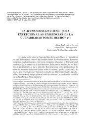 la actio libera in causa - Área de Derecho Penal – Facultad de ...