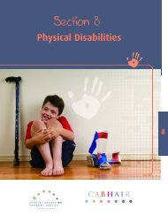 Section 8 - Special Education Support Service