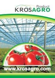 Katalog KROSAGRO 2013 ENG, DE, PL, RUS
