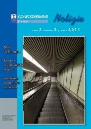 notiziario giugno 2011 - Confcooperative Brescia