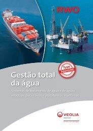 Gestão total da água - RWO Marine Water Technology