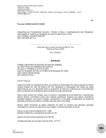 daniel-dantas-brasil-247-sentenca-tj-rj