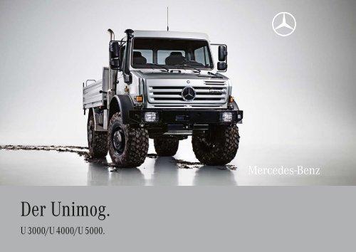 Der Unimog. - Mercedes-Benz