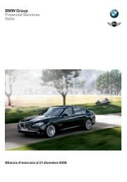 BMW Group Financial Services Italia - Assilea