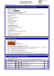 Sicherheitsdatenblatt - Lysoform.ch