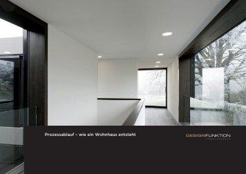 Beispiel Wohnbauten - Designfunktion