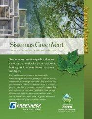 GreenVent Systems - Greenheck