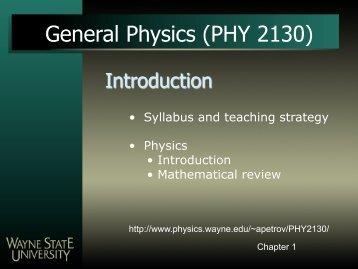 pdf file - Physics & Astronomy
