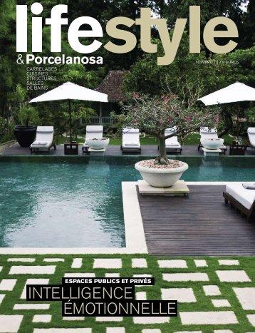 01 Lifestyle 13 cover FR.indd - Porcelanosa