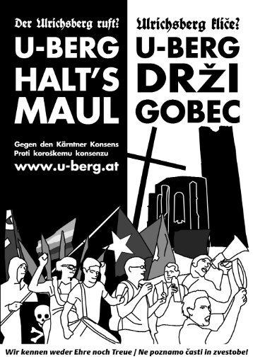 broschüre 2005 - Das Ulrichsberg-Buch