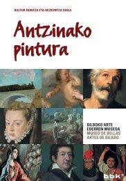 KULTUR EKINTZA ETA HEZKUNTZA SAILA - Museo de Bellas ...