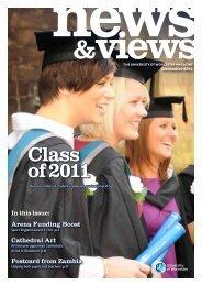 December 2011 - University of Worcester