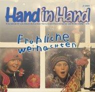 Hand in Hand 04/2005 - Albert-Schweitzer-Verband
