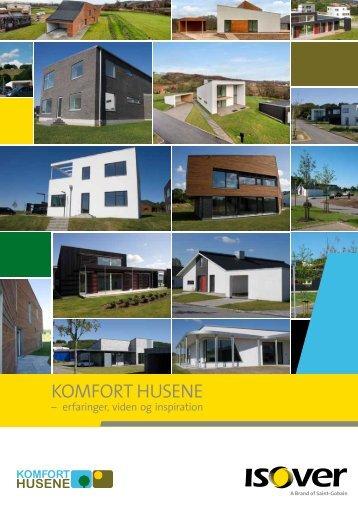 KOMFORT HUSENE - Aalborg Universitet