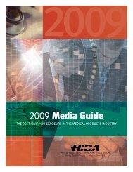 2009 Media Guide - Hida