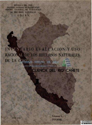 P01 03 16-volumen 1.pdf - Biblioteca de la ANA.