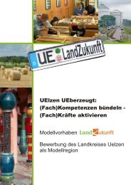 Die Bewerbungsunterlagen des Landkreises Uelzen für das ...