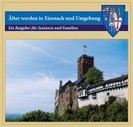 Ein Ratgeber für  Senioren und Familien - Eisenach