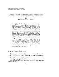 PARTIAL POWERS OF FINITE MAXIMAL PREFIX CODES 1 ...