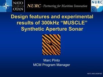 Synthetic Aperture Sonar