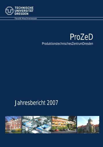 ProZeD - Technische Universität Dresden
