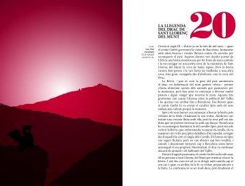 20. La llegenda del drac de Sant Llorenç del Munt - Blocs CPNL