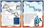 EPA WaterSense activity page