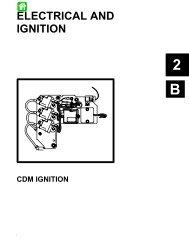 CDM Ignition System