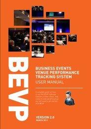BEVP User Manual