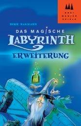 Das magische Labyrinth, Erweiterung-40856 - Drei Magier Spiele
