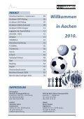 AACHEN 2010 - 35. Deutschlandturnier der Finanzämter - Seite 3