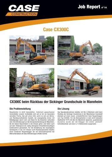 erfahren sie mehr - Case Construction