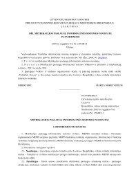 gyventojų registro tarnybos prie lietuvos respublikos vidaus reikalų ...