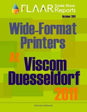 VISCOM2011 - large-format-printers.org