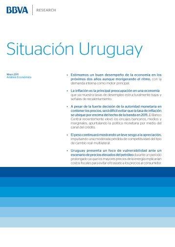Situación Uruguay - BBVA Research