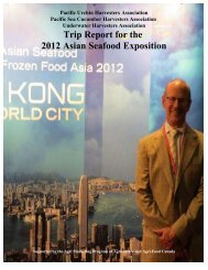 2012 Asian Seafood Exposition in Hong Kong, China
