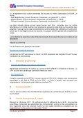 Compte-rendu de la réunion du Conseil d'Administration - SFA - Page 2