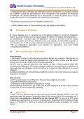 Compte-rendu de la réunion du Conseil d'Administration - SFA - Page 4
