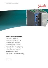 Danfoss Grid Management Box Manual ML L00410547-01_3r A4