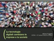 DOCUMENTO Alfonso Fuggetta - Confindustria IxI