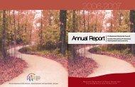 Annual Report - Teacher Education, Professional Development, and ...