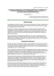 (Annona muricata L.) CULTIVA - Nutricao de Plantas