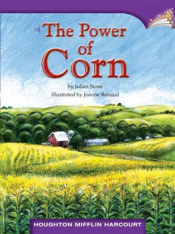 Lesson 18:The Power of Corn
