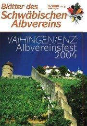 2/2004 (2.2 MB) - Schwaben-Kultur