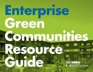 Enterprise Green Communities Resource Guide - Department of ...