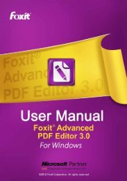 Download - Foxit