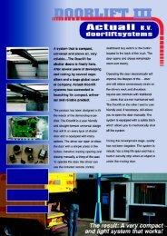 folder met RSD ENGELS - RSD Komponenten GmbH